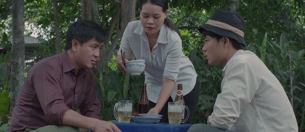 Tập 8 phim Bán chồng: Anh vợ truyền em rể nối, Vui hóa giải hiểu lầm với Nương sau khi ra tay đánh vợ - Hình 7