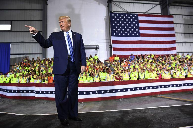 Tổng thống Trump dọa rút Mỹ khỏi WTO nếu buộc phải vậy - Hình 1