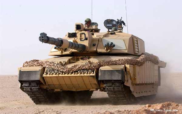 Top 10 xe tăng mạnh nhất thế giới theo Military Today - Hình 4