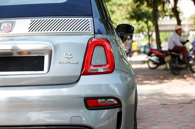 Xe cỡ nhỏ do Ý sản xuất có giá gần 3 tỷ đồng tại Việt Nam - Hình 5