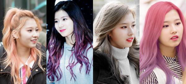 Trầm trồ trước mái tóc vàng của Sana (Twice): Mỗi lần xuất hiện lại tạo nên một huyền thoại - Hình 1