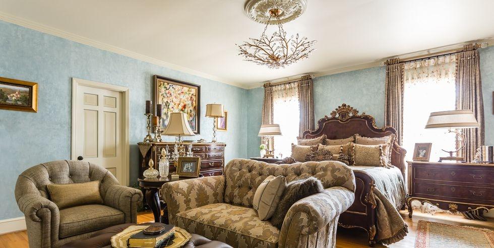 Từ cổ điển, quý phái đến hiện đại, sang trọng - những thiết kế đèn hoàn hảo cho phòng ngủ của bạn - Hình 8