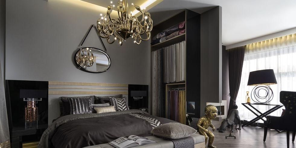 Từ cổ điển, quý phái đến hiện đại, sang trọng - những thiết kế đèn hoàn hảo cho phòng ngủ của bạn - Hình 5