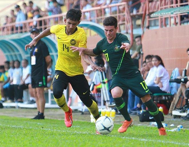 U18 Australia - U18 Malaysia: Kết quả bất ngờ, U18 Việt Nam hoang mang - Hình 1