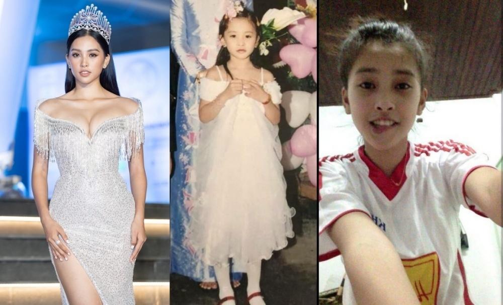 Vẻ đáng yêu thuở nhỏ của dàn Hoa hậu, Á hậu Việt Nam - Hình 5