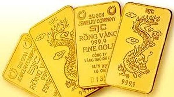 Vàng SJC tăng gần 700.000 đồng/lượng - Hình 1