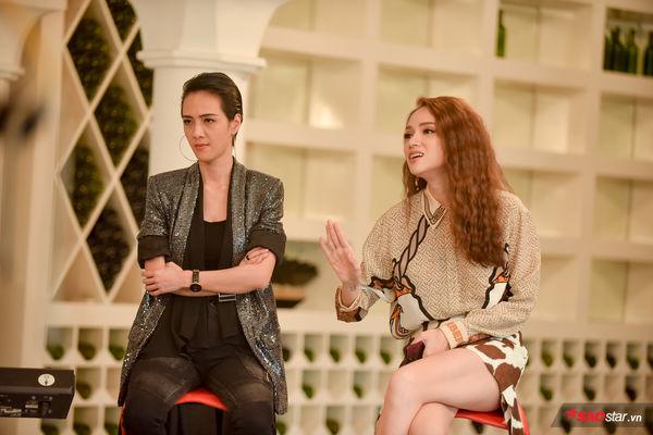 Vòng Đối đầu - The Voice Kids 2019: Hương Giang - Phạm Quỳnh Anh nghẹn lòng loại trò cưng - Hình 10