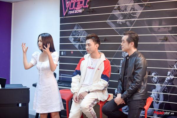 Vòng Đối đầu - The Voice Kids 2019: Hương Giang - Phạm Quỳnh Anh nghẹn lòng loại trò cưng - Hình 7