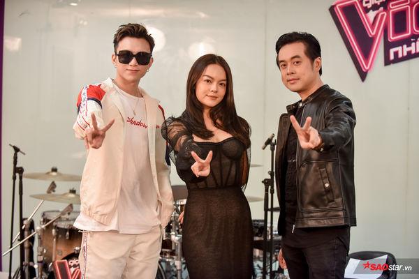 Vòng Đối đầu - The Voice Kids 2019: Hương Giang - Phạm Quỳnh Anh nghẹn lòng loại trò cưng - Hình 6