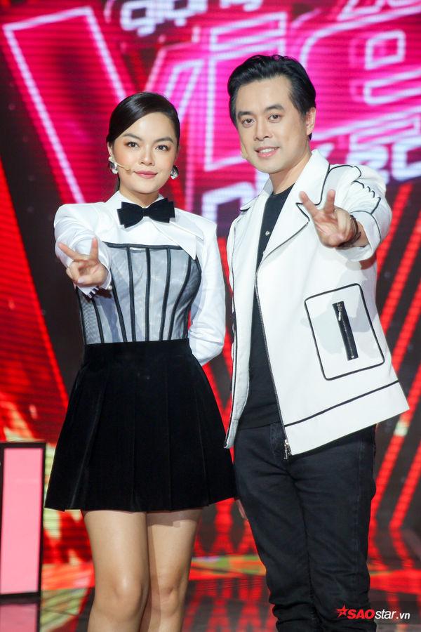 Vòng Đối đầu - The Voice Kids 2019: Hương Giang - Phạm Quỳnh Anh nghẹn lòng loại trò cưng - Hình 1