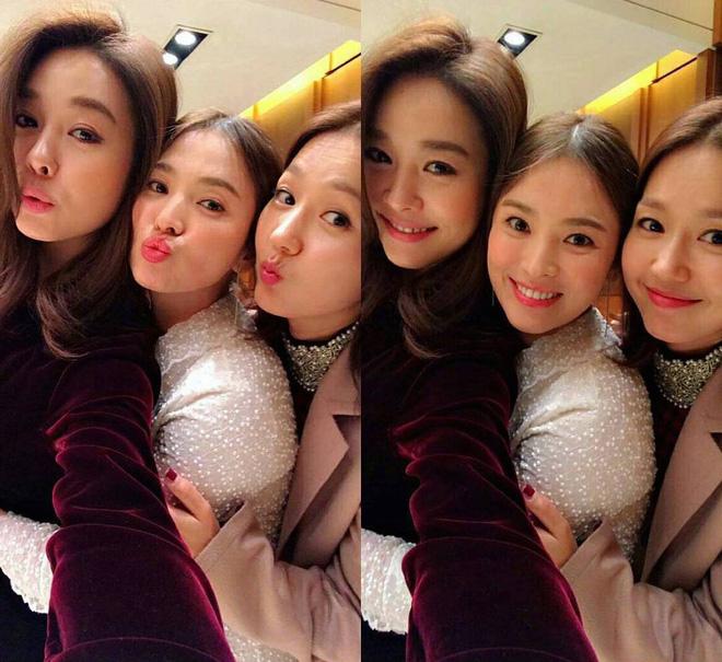 Bạn thân khoe ảnh vi vu New York cùng Lee Hyori, Song Hye Kyo có động thái hiếm hoi sau chuỗi ngày im lặng - Hình 5