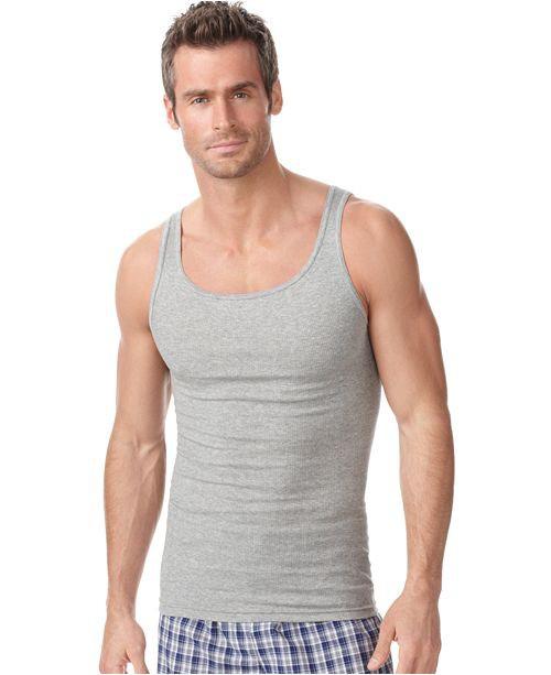Vì sao các bà vợ nên sắm cho chồng mình 1 chiếc áo lót màu ghi thay vì cứ mãi mặc màu trắng - Hình 2