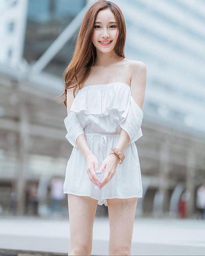 Cận cảnh nhan sắc thần tiên tỷ tỷ của hotgirl hoàn hảo nhất Đông Nam Á, ngại làm người mẫu vì bận học - Hình 6