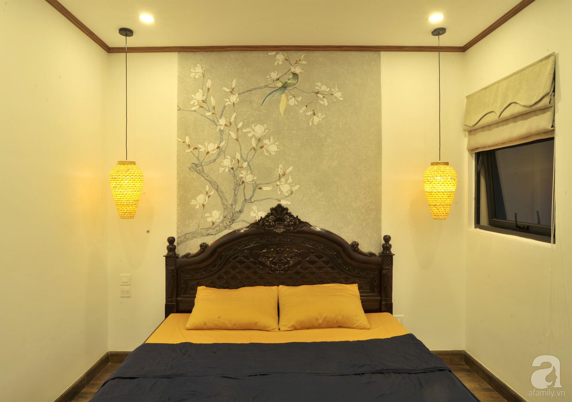Căn hộ 65m² mang dấu ấn Indochine đẹp hoài cổ với chi phí 350 triệu đồng ở Thanh Xuân, Hà Nội - Hình 10