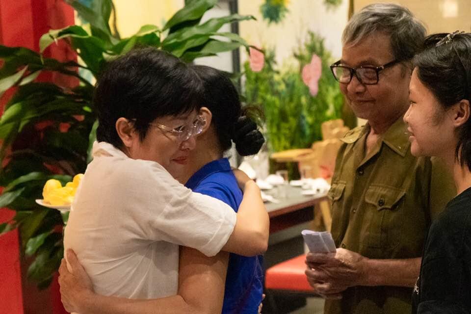 Công Lý đòi cưới bạn gái kém 15 tuổi nhưng bị cô từ chối, nhìn sang MC Thảo Vân khán giả ngậm ngùi - Hình 4