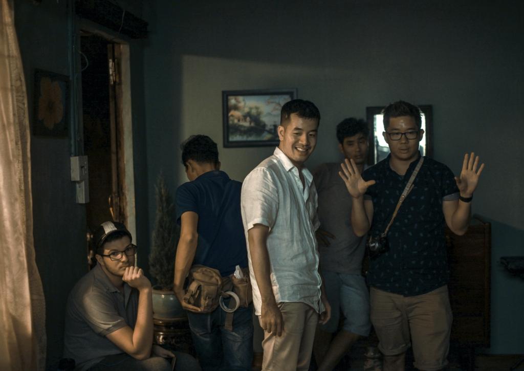 Đạo diễn Trịnh Đình Lê Minh chọn Thưa mẹ con đi để nói về những trải nghiệm của bản thân - Hình 7