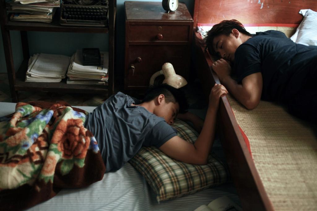 Đạo diễn Trịnh Đình Lê Minh chọn Thưa mẹ con đi để nói về những trải nghiệm của bản thân - Hình 5