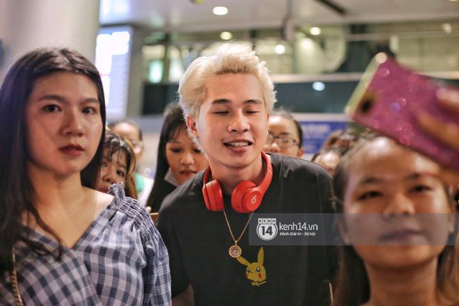 Giữa liên hoàn phốt, Jack cùng K-ICM rời Việt Nam sang Hàn công tác, choáng khung cảnh fan vây kín sân bay tiễn idol - Hình 8
