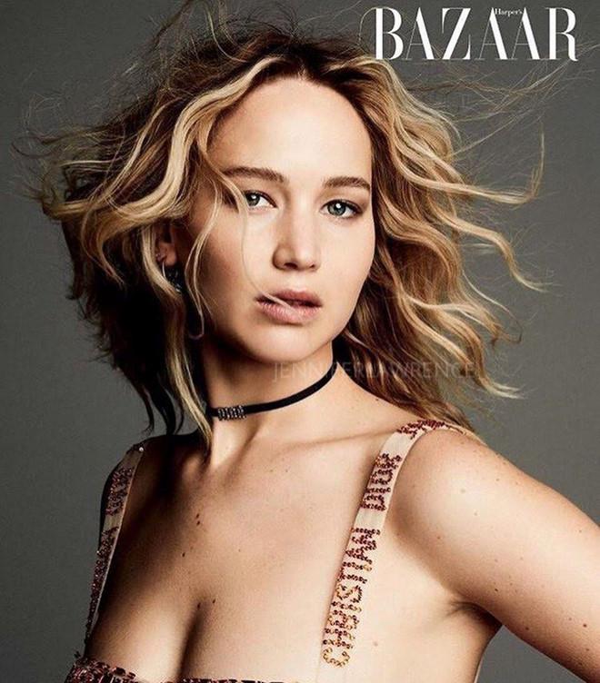 Jennifer Lawrence tuổi 29 - nhan sắc quyến rũ, sự nghiệp rực rỡ - Hình 4