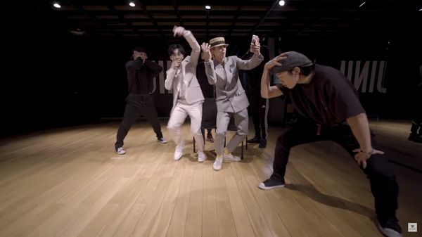 Clip: Xem ngay MV Call Anytime bản dance practice từ cặp đôi Jinwoo - Mino (WINNER) - Hình 3