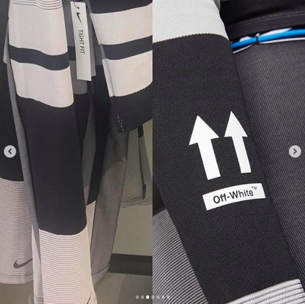 Làm giàu ngon ăn như Nike: in thêm logo Off-White lên đồ outlet rồi bán luôn giá gấp đôi! - Hình 5