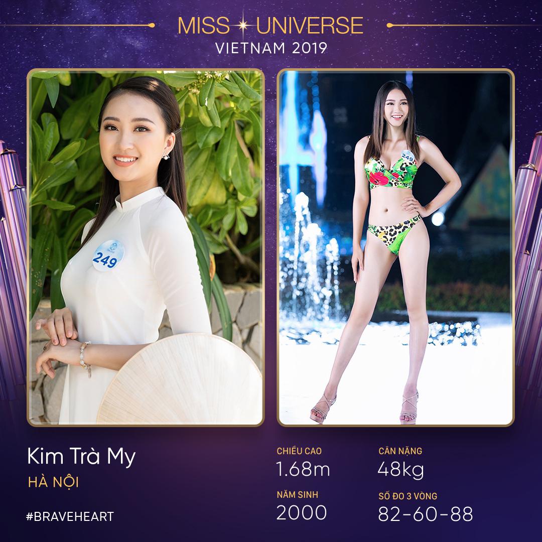 Loạt nhan sắc quyết tâm trở lại tìm kiếm cơ hội tại Hoa hậu Hoàn vũ Việt Nam 2019 - Hình 12