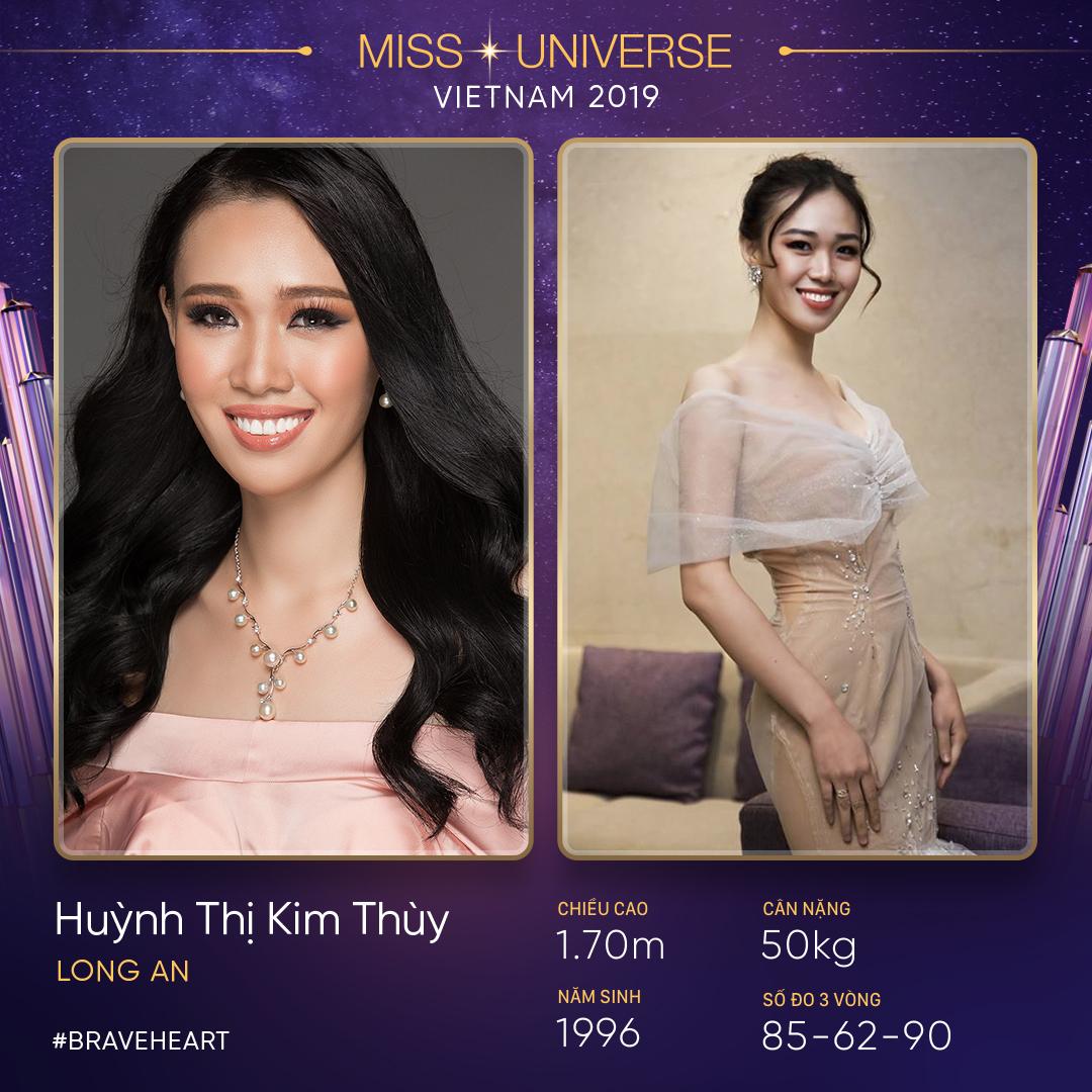 Loạt nhan sắc quyết tâm trở lại tìm kiếm cơ hội tại Hoa hậu Hoàn vũ Việt Nam 2019 - Hình 7