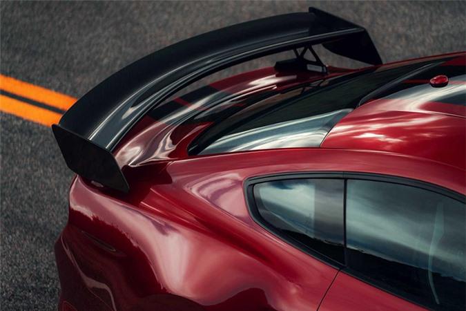 Mustang Shelby GT500 - xe thể thao mạnh nhất của Ford - Hình 7