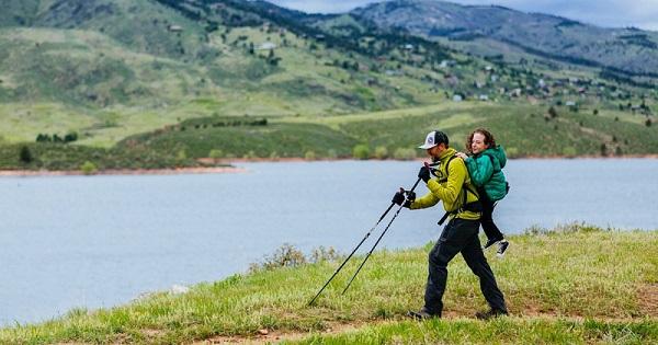 Người phụ nữ bị liệt kết hợp với anh chàng mù để cùng theo đuổi đam mê leo núi - Hình 3