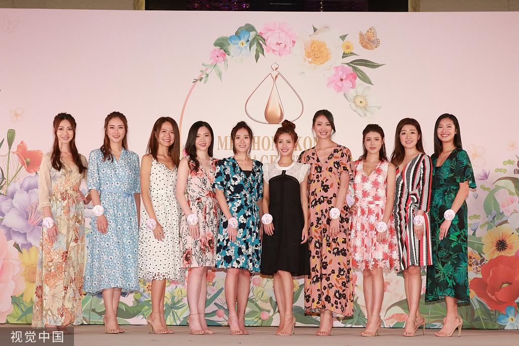 Top 10 Hoa hậu Hồng Kông gây tranh cãi, cộng đồng mạng phán hoa hậu mà trông già như mẹ - Hình 2