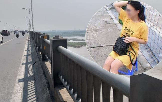 Vụ cô gái trẻ nhảy cầu Vĩnh Tuy tự tử: Người thân bác bỏ thông tin đang mang thai, người bạn trai đã khoá Facebook - Hình 1