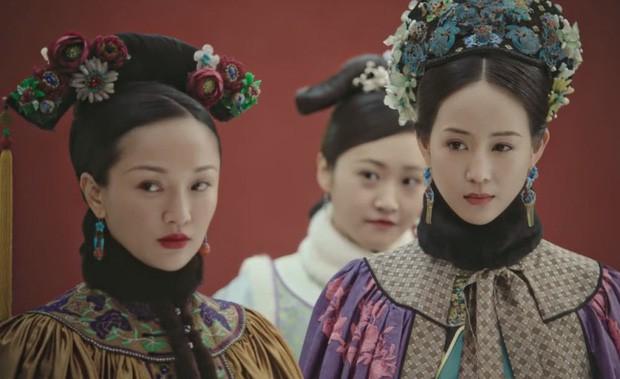 4 cặp bách hợp được khán giả Hoa Ngữ nhiệt tình: Đỉnh nhất vẫn là Như Ý Châu Tấn và Hải Lan Trương Quân Ninh - Hình 5