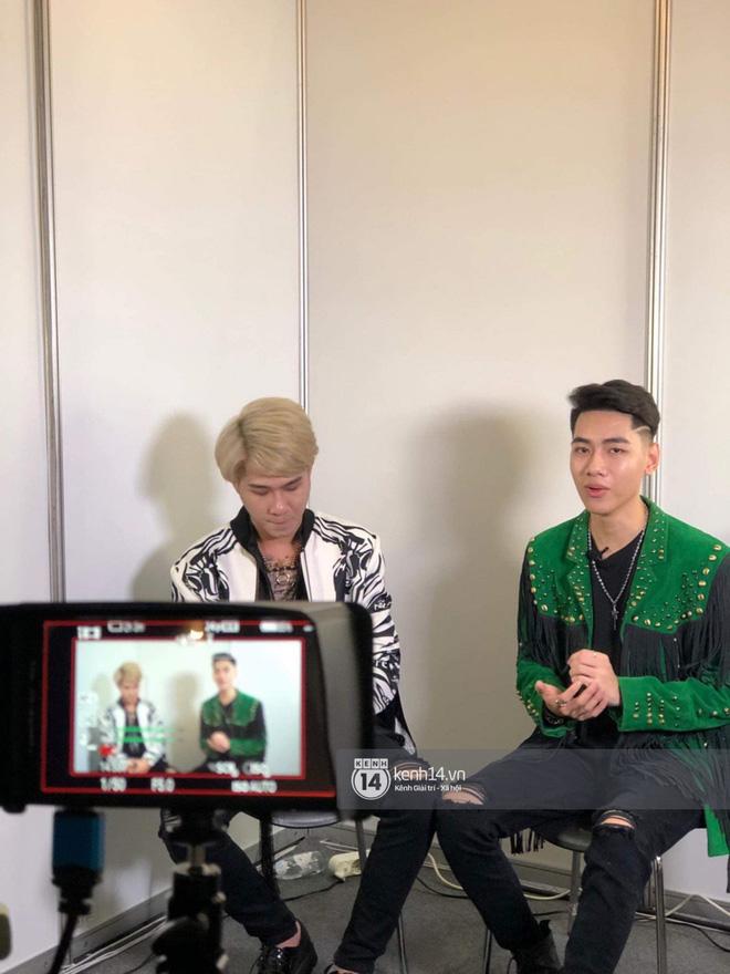 Ảnh hiếm từ Hàn Quốc: Jack và K-ICM bảnh bao hết nấc trong buổi phỏng vấn cho tạp chí đình đám xứ kim chi sau ồn ào - Hình 2