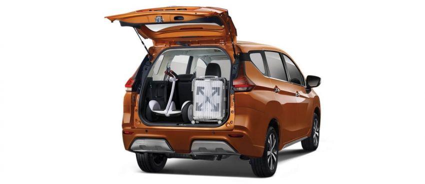 Nissan Livina trình làng, kiểu dáng không kém cạnh Mitsubishi Xpander - Hình 3