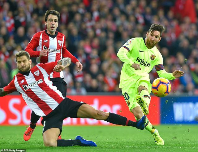 Bilbao - Barcelona: Khởi đầu gian nan cho nhà đương kim vô địch - Hình 2