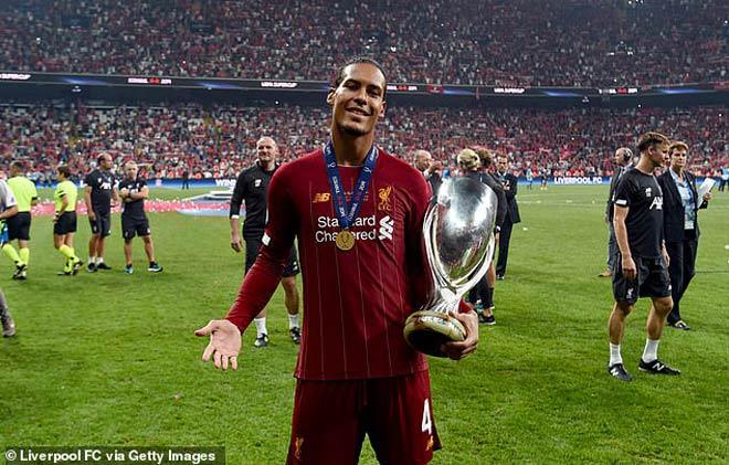 Cầu thủ hay nhất UEFA 2019: Siêu hậu vệ Van Dijk đấu 2 siêu nhân Ronaldo - Messi - Hình 2