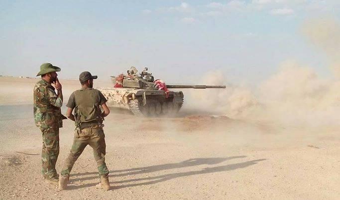 Chiến sự Syria: Tuyệt vọng, phiến quân trỗi dậy điên cuồng tấn công nhưng bất lực trước lực lượng Hổ Syria - Hình 1