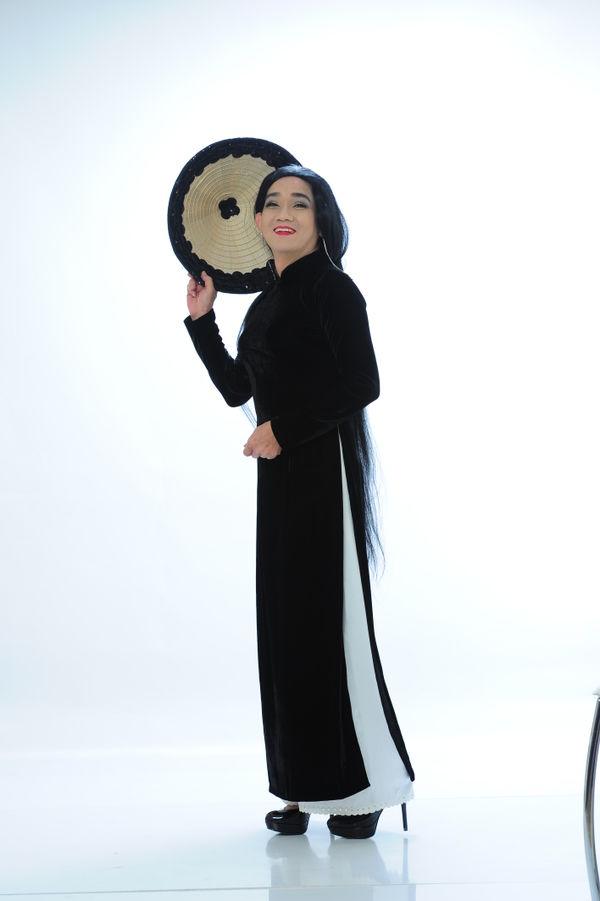 Công bố bộ ảnh cố nghệ sĩ Minh Thuận nền nã trong tà áo dài trước khi qua đời không lâu - Hình 6