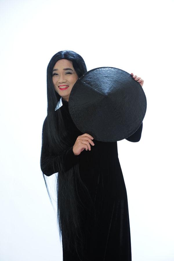 Công bố bộ ảnh cố nghệ sĩ Minh Thuận nền nã trong tà áo dài trước khi qua đời không lâu - Hình 13