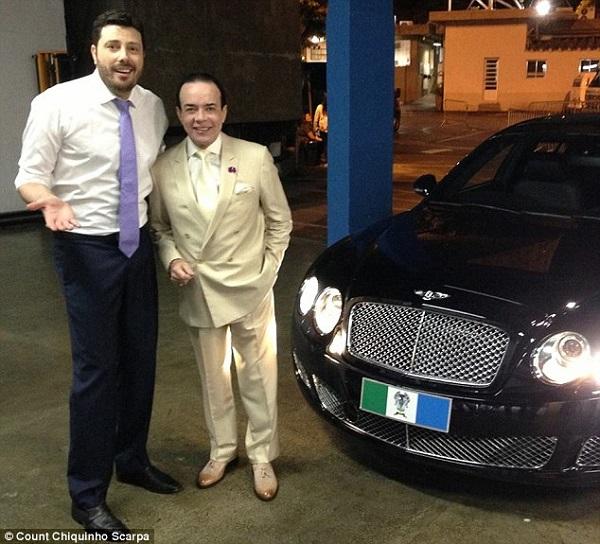Đại gia Brazil tuyên bố chôn chiếc xe Bentley đắt tiền, dư luận từ phẫn nộ tới nể phục - Hình 2
