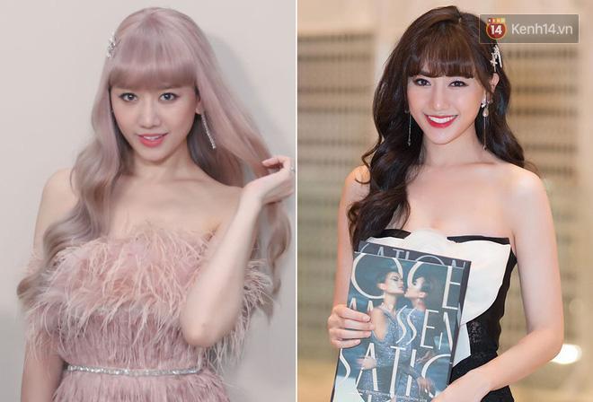 Hari Won trong MV mới chính là minh chứng: Màu tóc tẩy sáng chưa chắc đã giúp bạn xinh hơn tóc tối màu - Hình 6