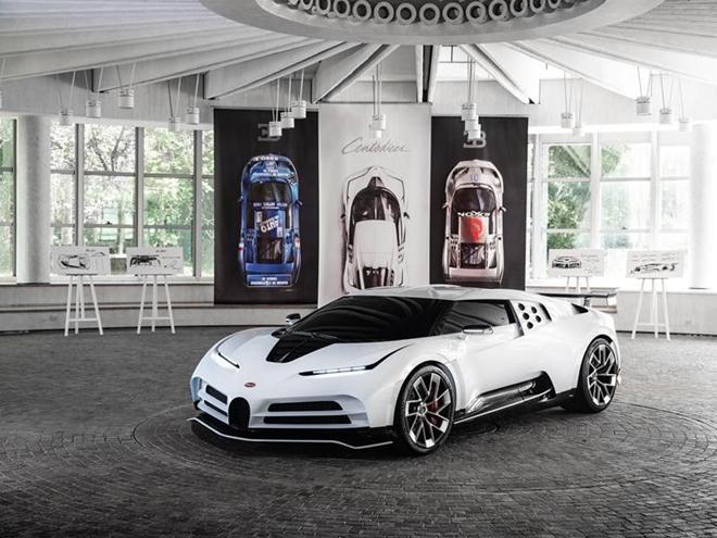 Hé lộ siêu phẩm mới giá hơn 200 tỷ của Bugatti - Hình 4