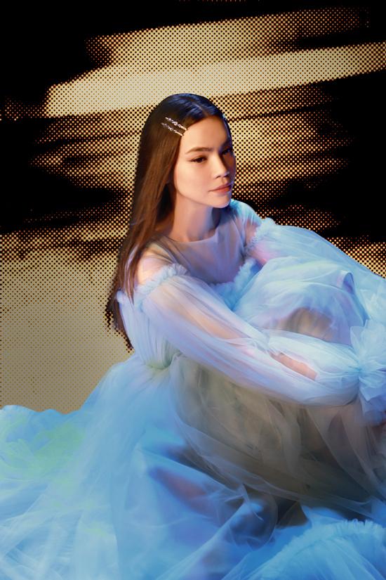 Hồ Ngọc Hà chọn style nữ tính trong MV mới - Hình 4