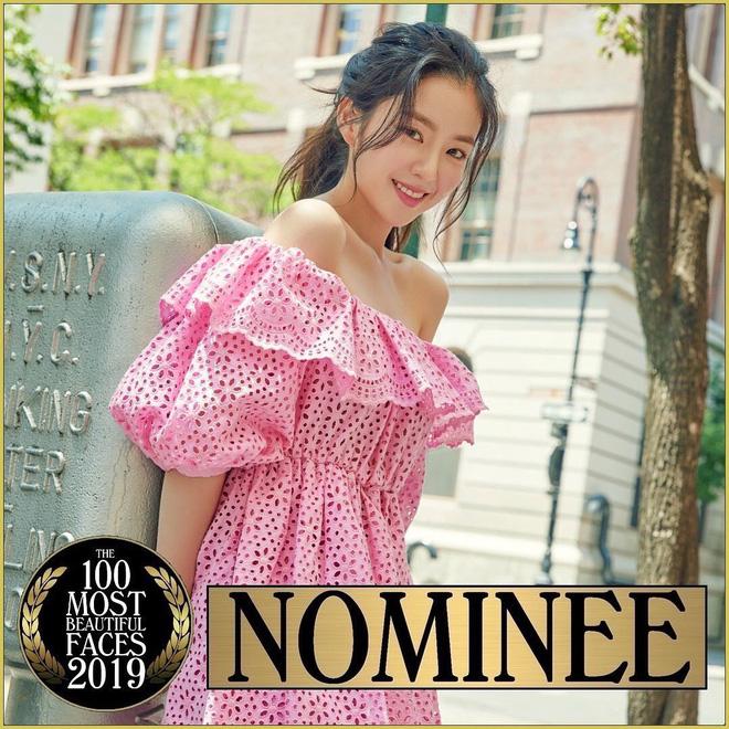 Idol Kpop thầu gần cả bảng đề cử 100 gương mặt đẹp nhất thế giới: Toàn cực phẩm, nhưng toàn thiếu nhân vật nổi trội - Hình 13