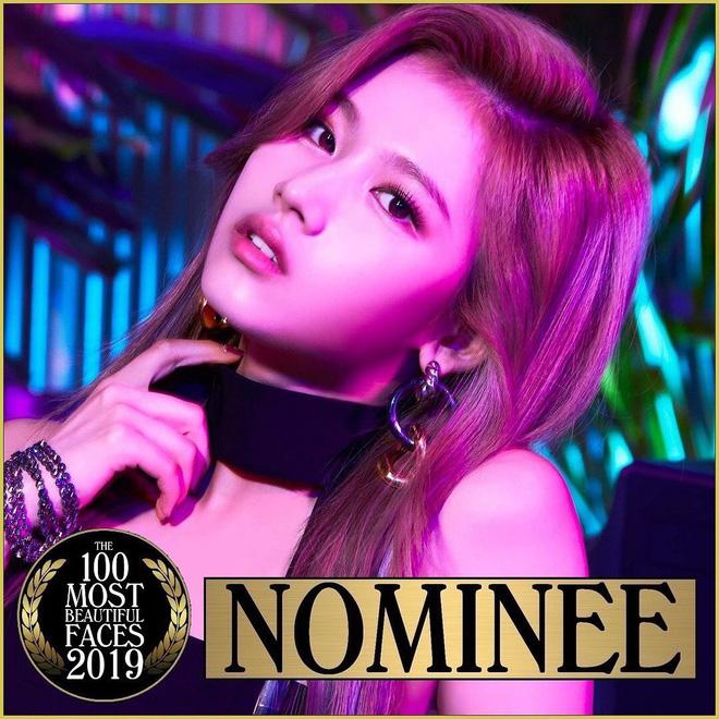 Idol Kpop thầu gần cả bảng đề cử 100 gương mặt đẹp nhất thế giới: Toàn cực phẩm, nhưng toàn thiếu nhân vật nổi trội - Hình 15