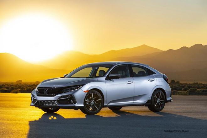Bất chấp xu hướng, Honda trang bị số sàn cho Civic 2020 bản cao nhất - Hình 1