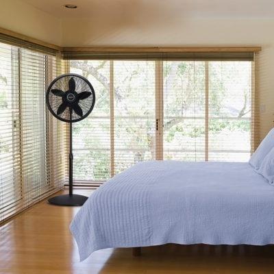 Muốn phòng ngủ mát lạnh như bật điều hòa bạn chỉ cần đặt quạt theo cách này thôi - Hình 1