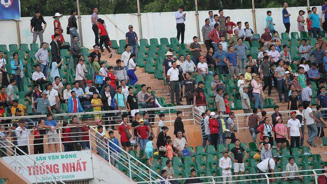 Những khoảnh khắc U18 Việt Nam bất lực trong trận thua sốc trước Campuchia - Hình 16