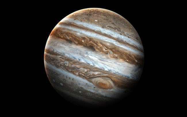 Những kiểu thời tiết lạ lùng trên các hành tinh ngoài Trái Đất - Hình 2