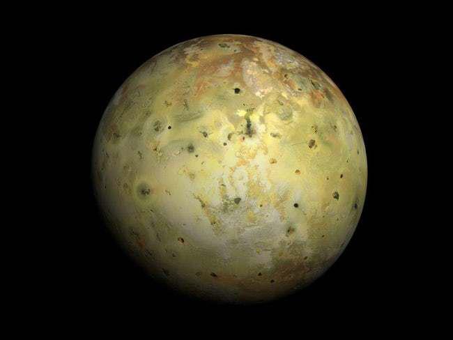 Những kiểu thời tiết lạ lùng trên các hành tinh ngoài Trái Đất - Hình 3